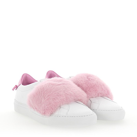 givenchy pink shoes